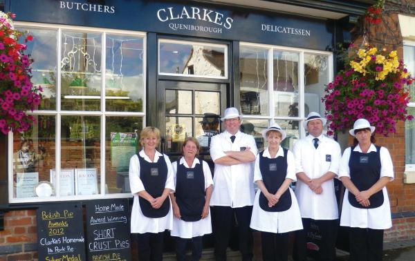 Clarkes family business