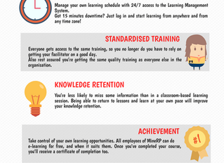 It's all about (the) e-Learning