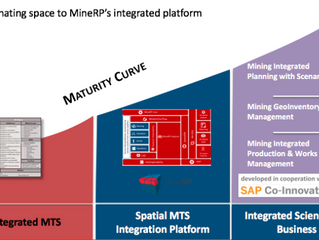 MineRP co-innovation with SAP - phase 2