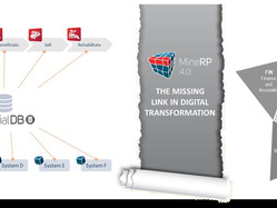 An ERP for Mining Processes - the missing link in Mining's Digital Transformation