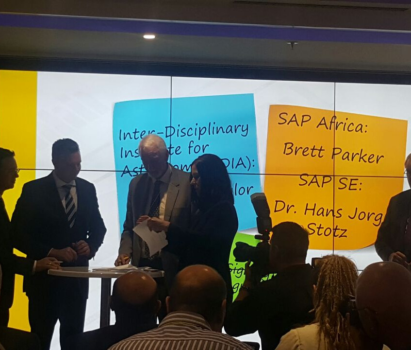 SAP brings innovation to Africa