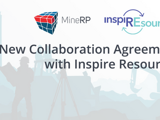 Collaboration Agreement with Inspire Resources