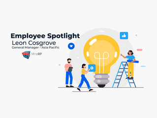 Spotlight employee: Leon Cosgrove