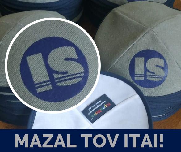 Mazal Tov Itai