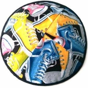 Cool Sneakers Kippah
