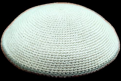 Ivory with Beige Rim
