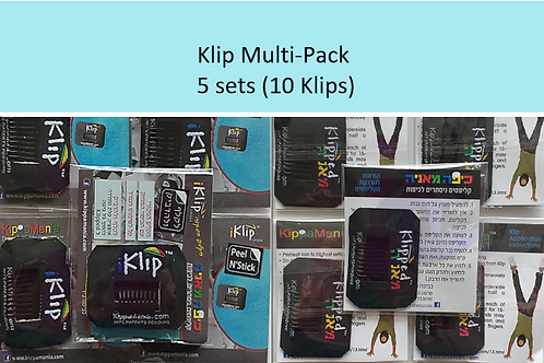 Klip multi-pack