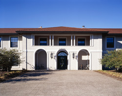 Atlass Hall Entrance