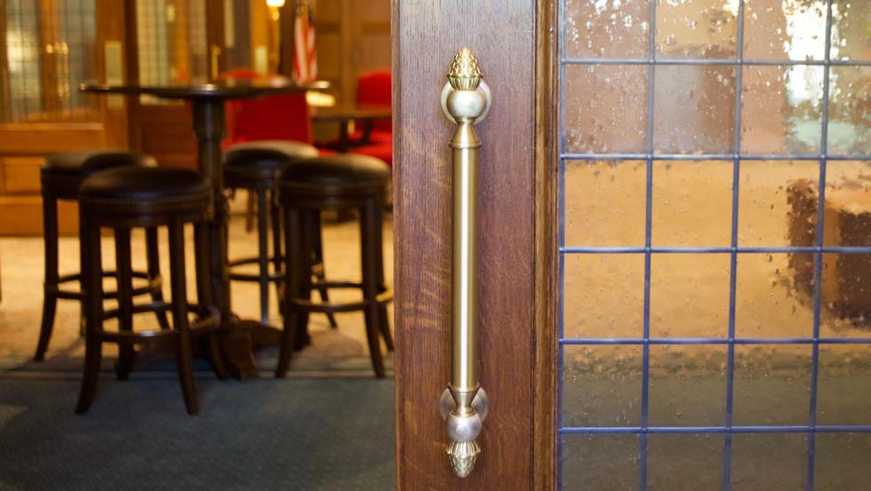 Interior Door Restoration
