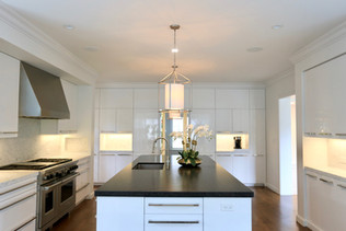 Private Residence Interior Renovations Lake Forest, Illinois