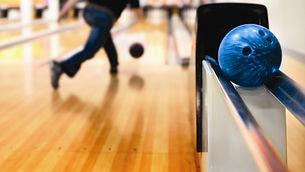 Bowling party fun