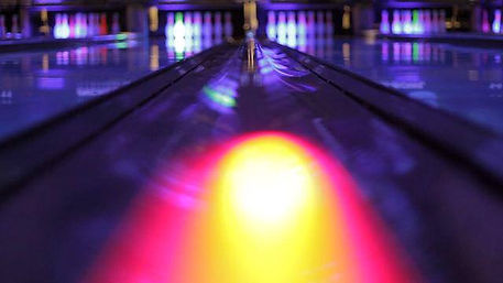 Glow Bowling - Family Fun