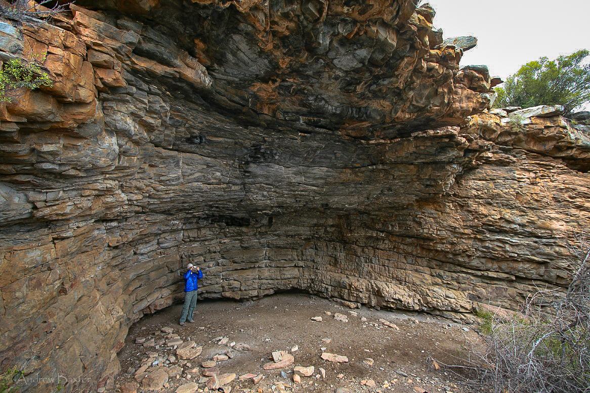 Habitation Site, Karoo
