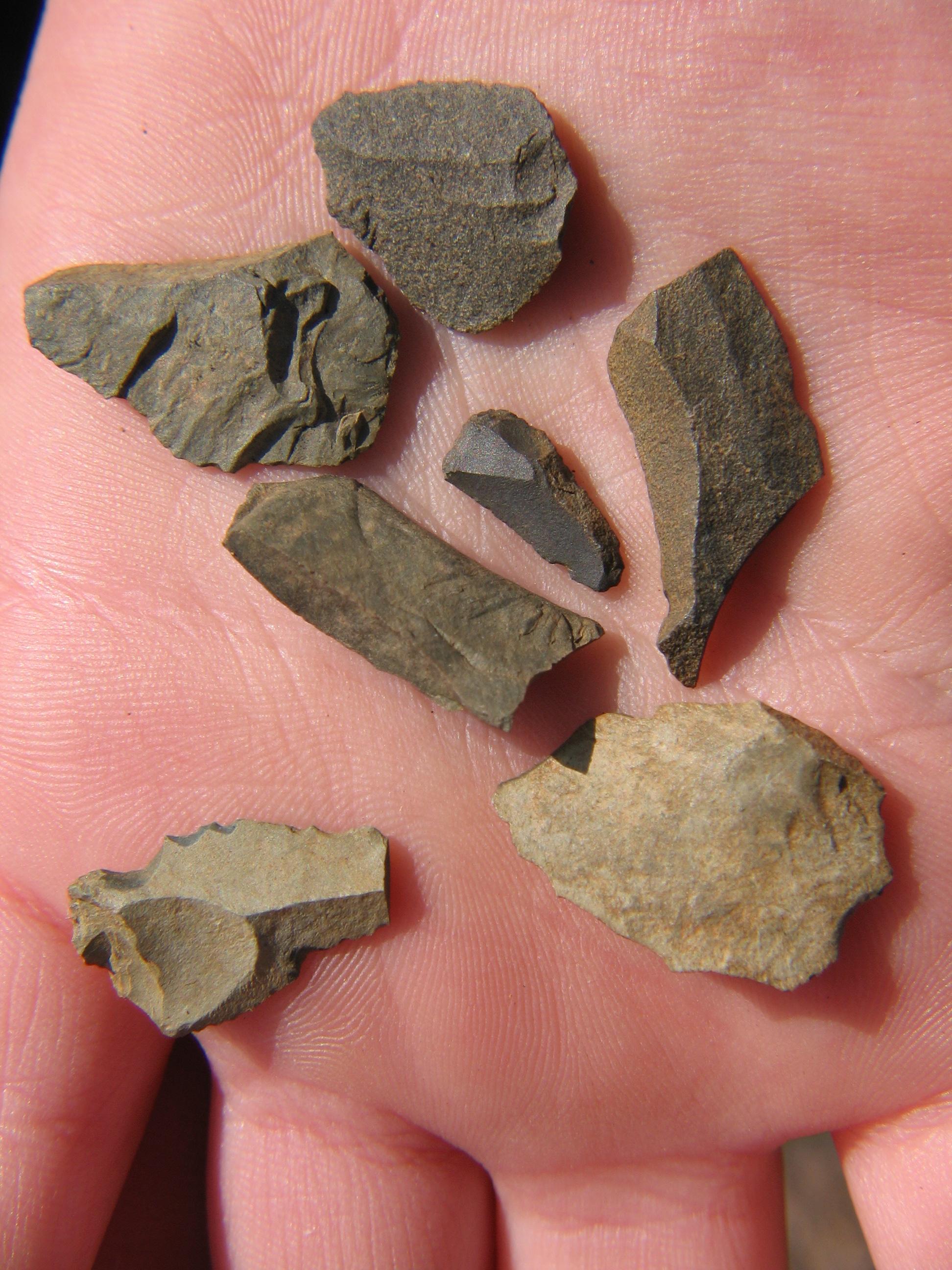 Late Stone Age Tools