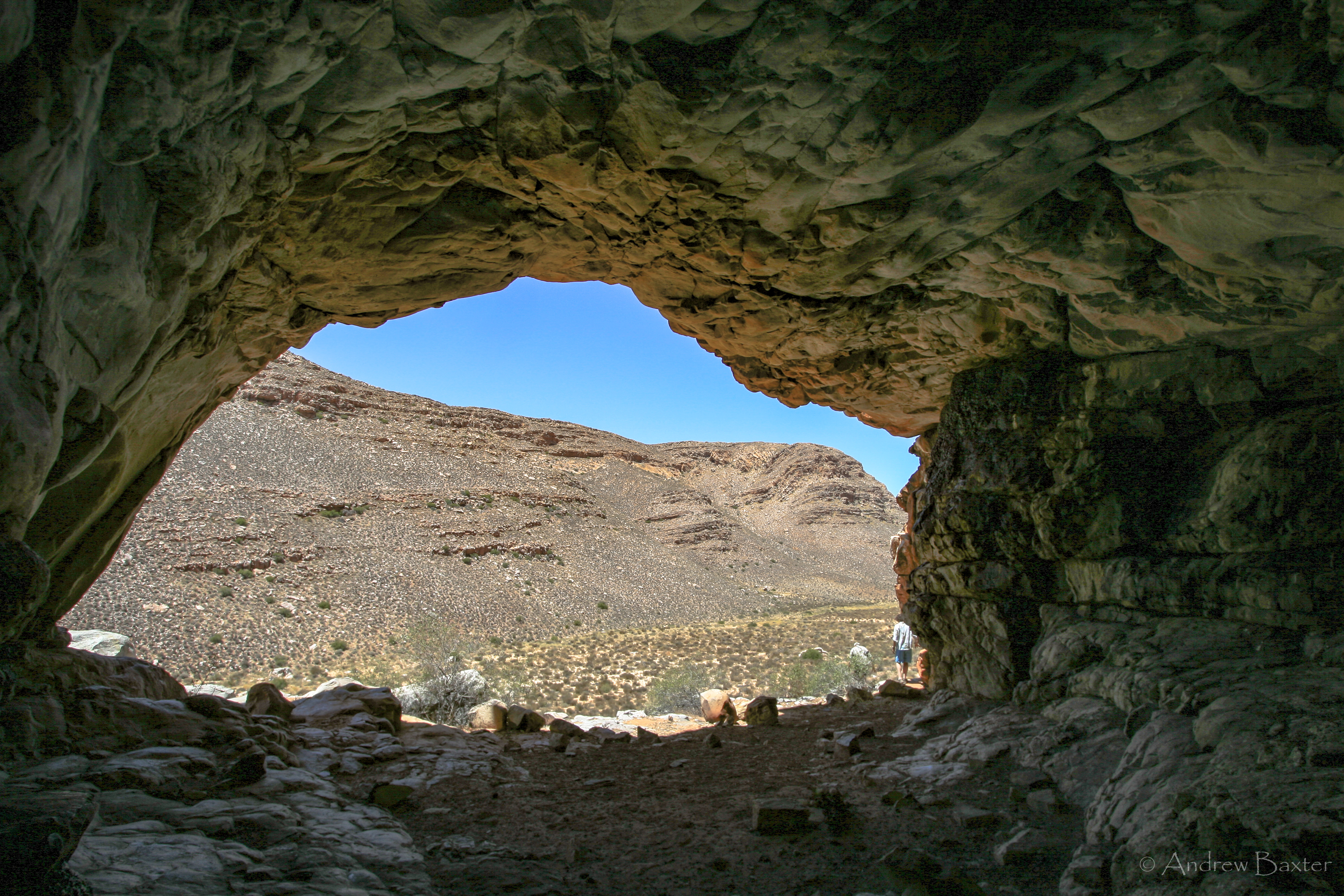 Cavernous Rock Shelter, Bakkrans