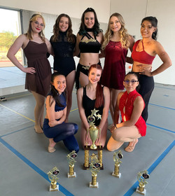 2021 Competition Soloists