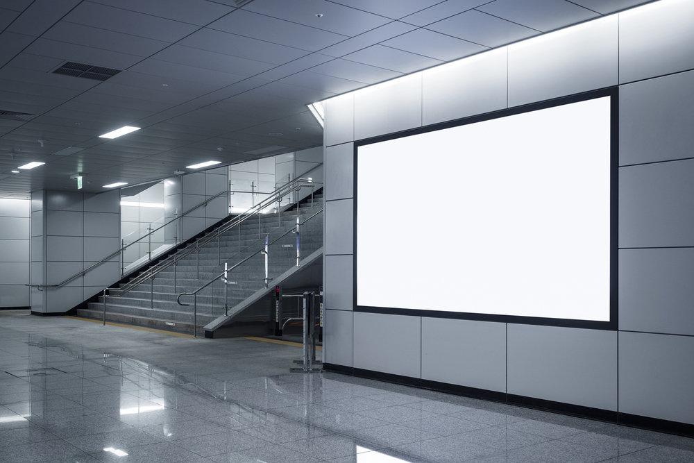 Internal & External Sign Displays