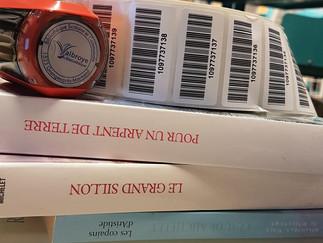 Un nouveau chapitre pour la bibliothèque de Valbroye