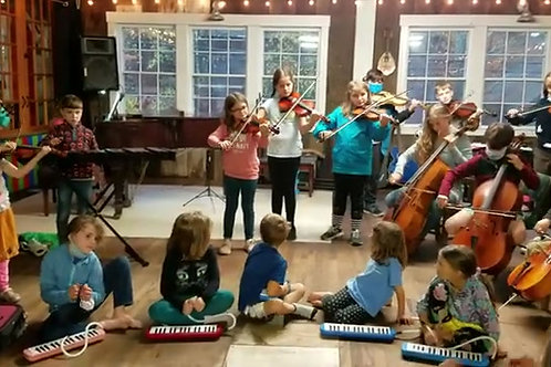 Fiddlehead Field Kids' Orchestra