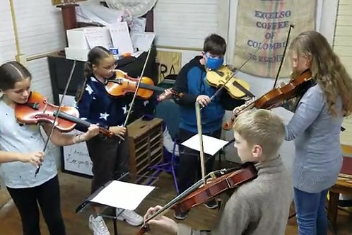 Fiddlehead Field String Quintet