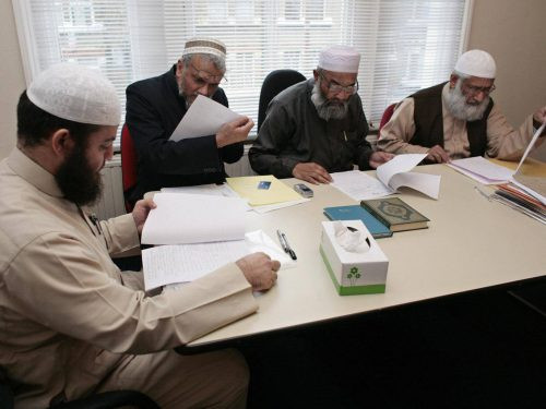 Sharia Councils in east London