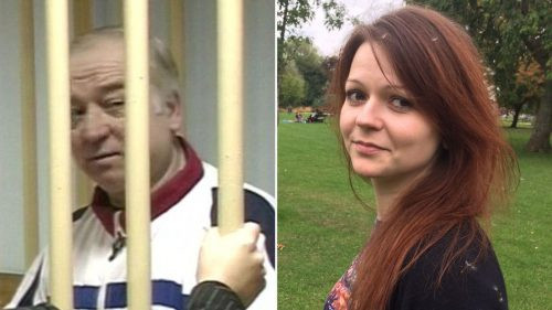 Sergei Skripal, daughter Julia