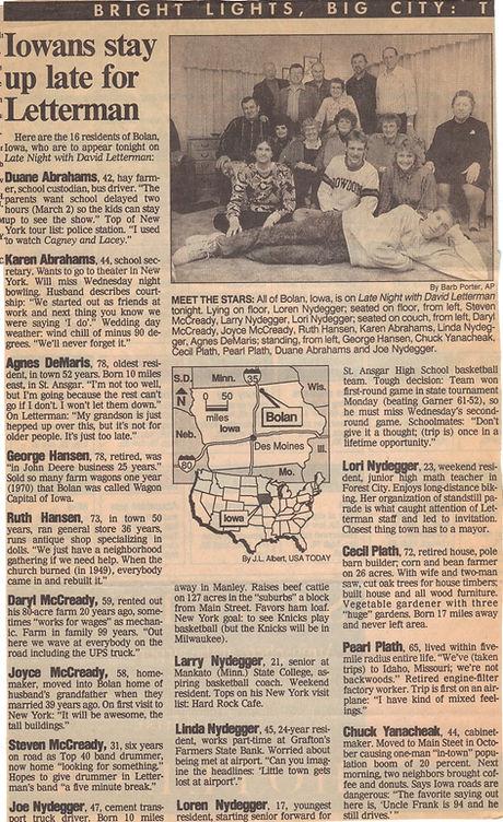 Letterman Article.JPG