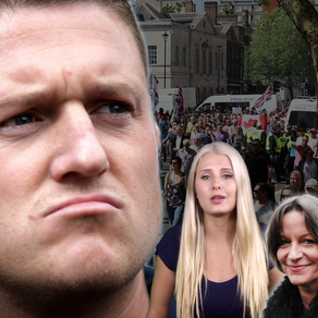 """Why I'll Be At The London """"Free Tommy"""" Protest"""