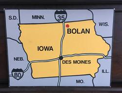 Top of Iowa