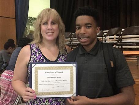 2016 Alumni Scholarship Award