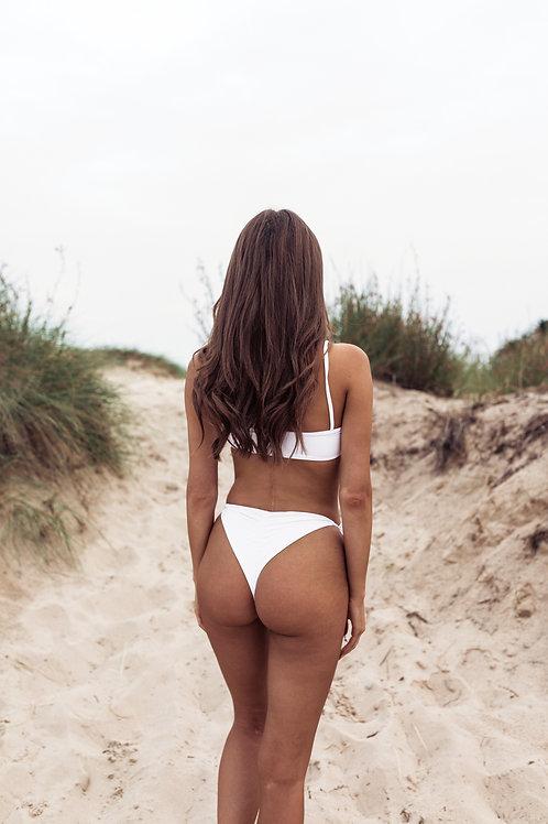 Ocean Bikini Bottoms - Chalk