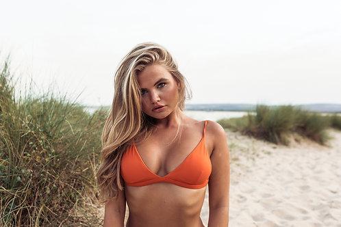 Reef Bikini Top - Rust