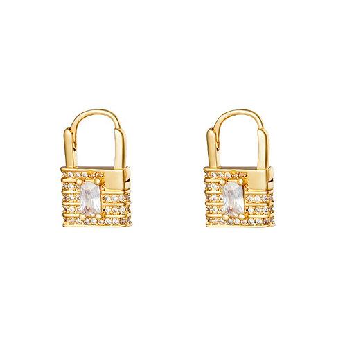 Earrings Lock