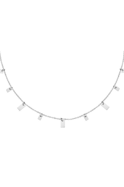 Necklace Party Silver