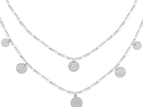 Necklace royal coins