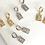 Thumbnail: Plated earrings