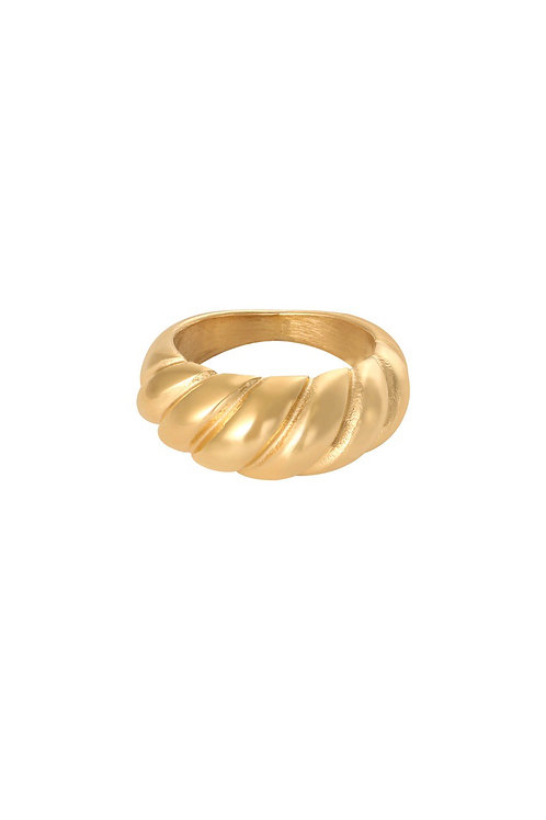Ring Twist Gold