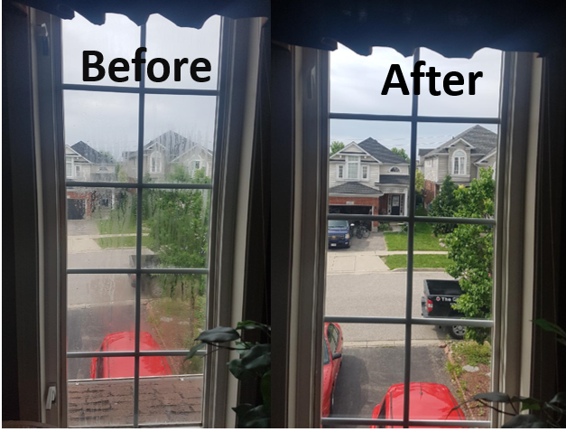 Insulated Glass Unit Repair