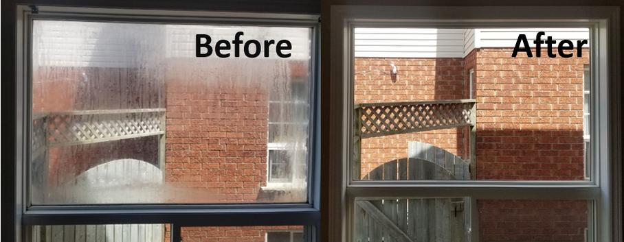 Foggy Window Repair