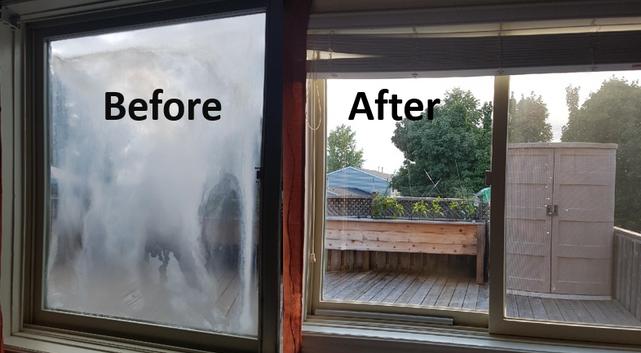 Insulated Glass Window Repair