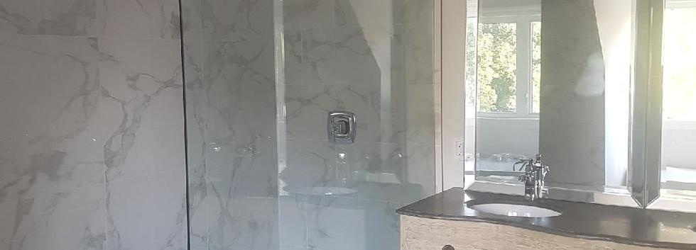 Glass Shower Wall Kitchener