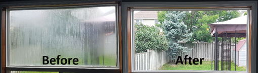 Foggy Window Repair, Guelph