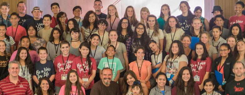 Vox Vitae Catholic Pro-Life Camp 2016
