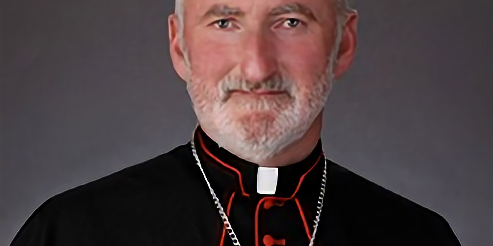 Mass with Bishop David O'Connell