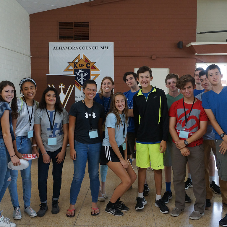 Catholic Pro-Life Teen Leadership Camp
