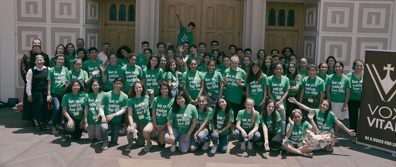 Vox Vitae Catholic Pro-Life Camp 2018