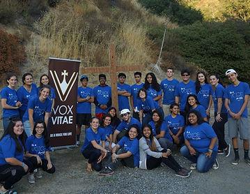 Vox Vitae Catholic Pro-Life Camp 2017