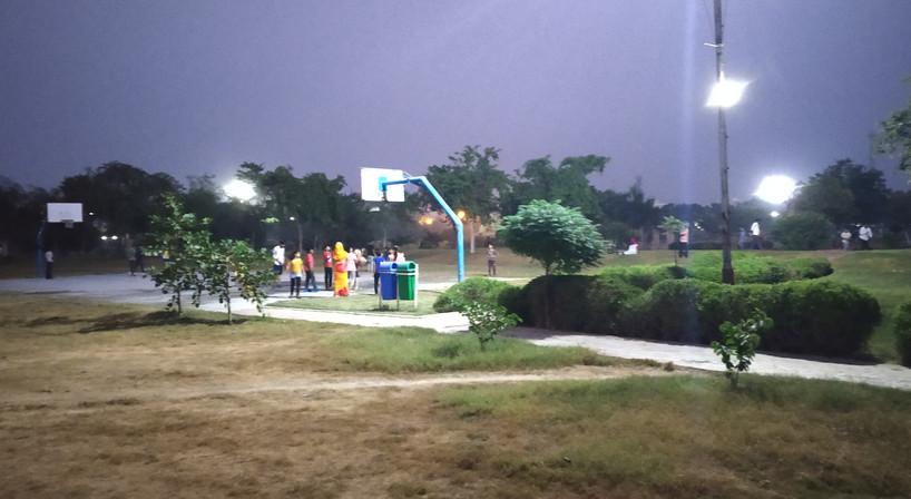 O P Jindal Memorial Park