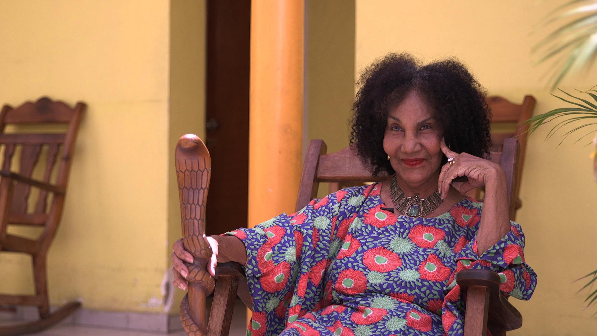 Sujeto particular en Caracas para la serie Old Fashion de Univision