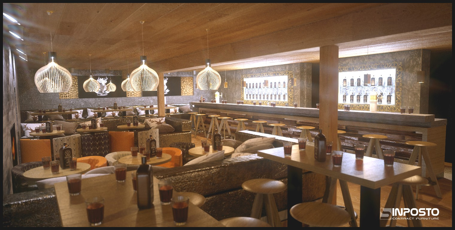 """Platzhirsch"" Club Lounge"